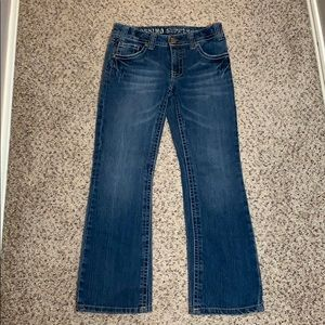 Mossimo Supply Co. Bootcut Jeans